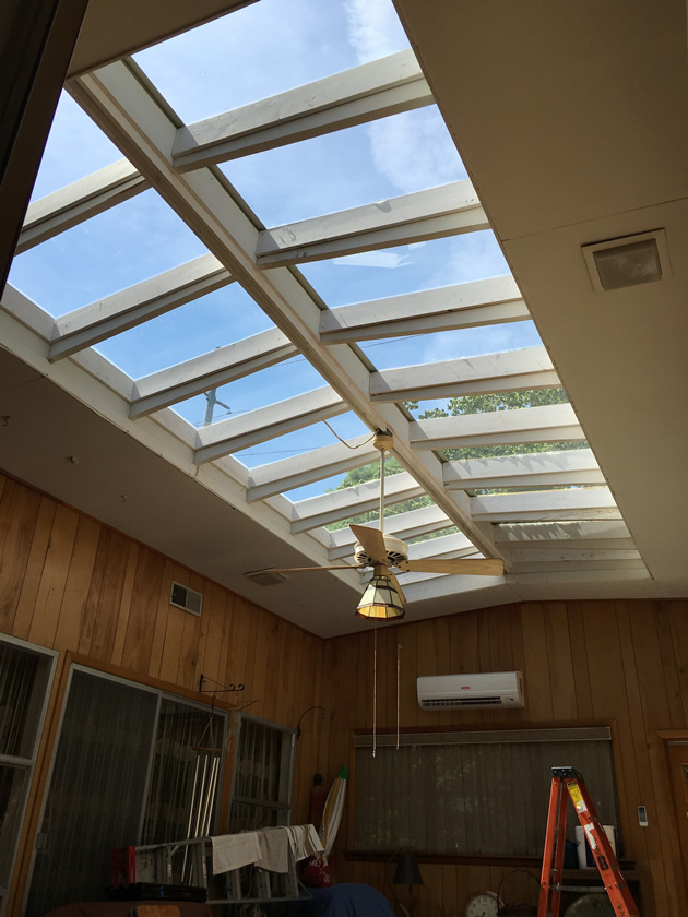 3M NV15 Skylights
